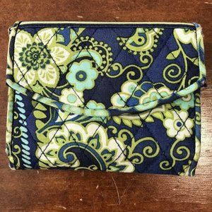 Vera Bradley 2012 Rhythm and Blues ID Wallet